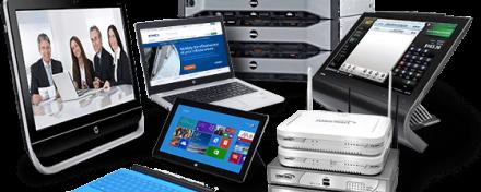 Ta kontakt med oss - vi leverer de IT-produktene du har behov for