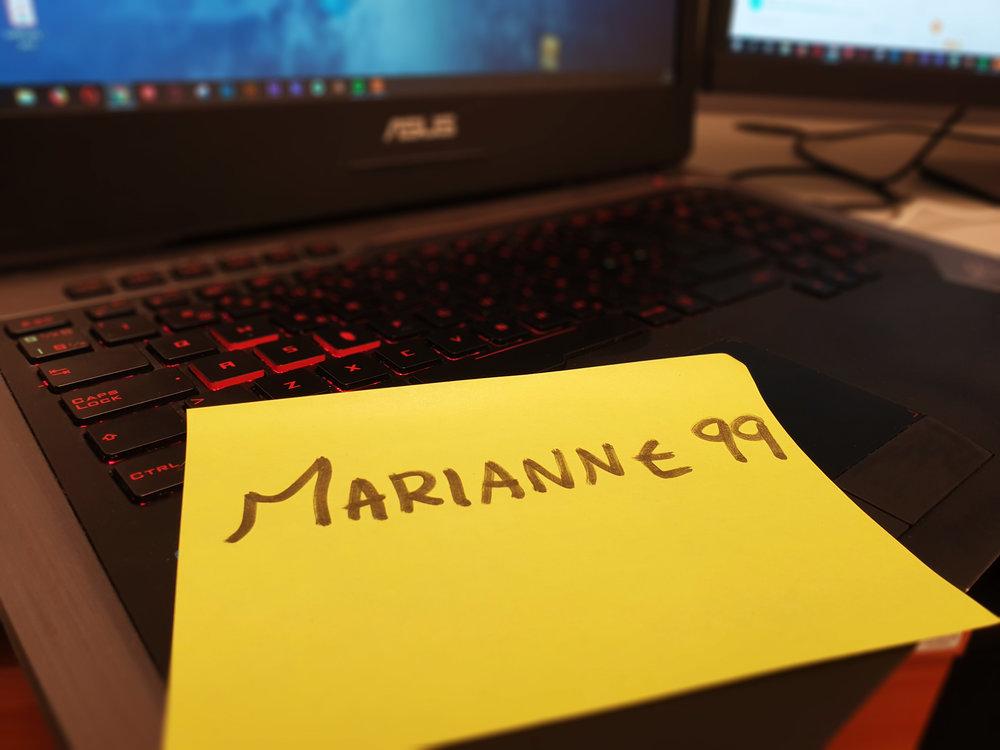 Har du passordene dine liggende på gule lapper på kontoret? Det er nok ikke så lurt.