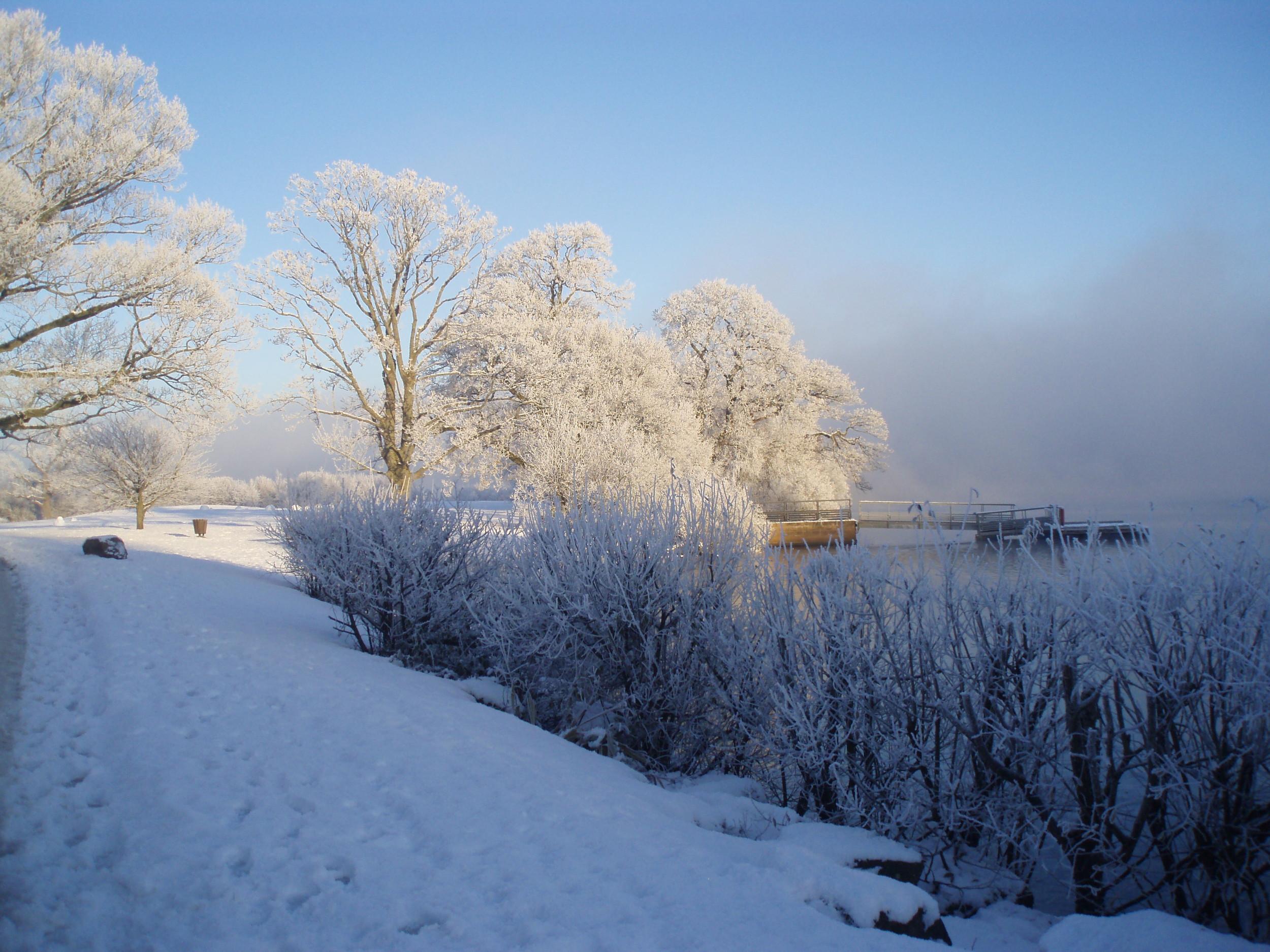 Loch Lomond The Perfect Winter Wonderland Hello Scotland
