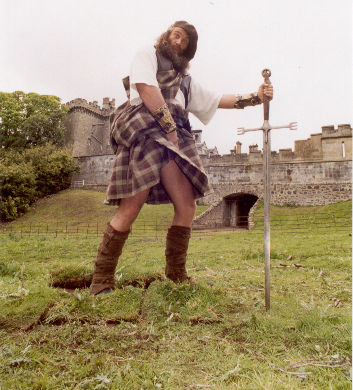 Highlander as Marilyn