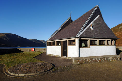 loch turret boat house