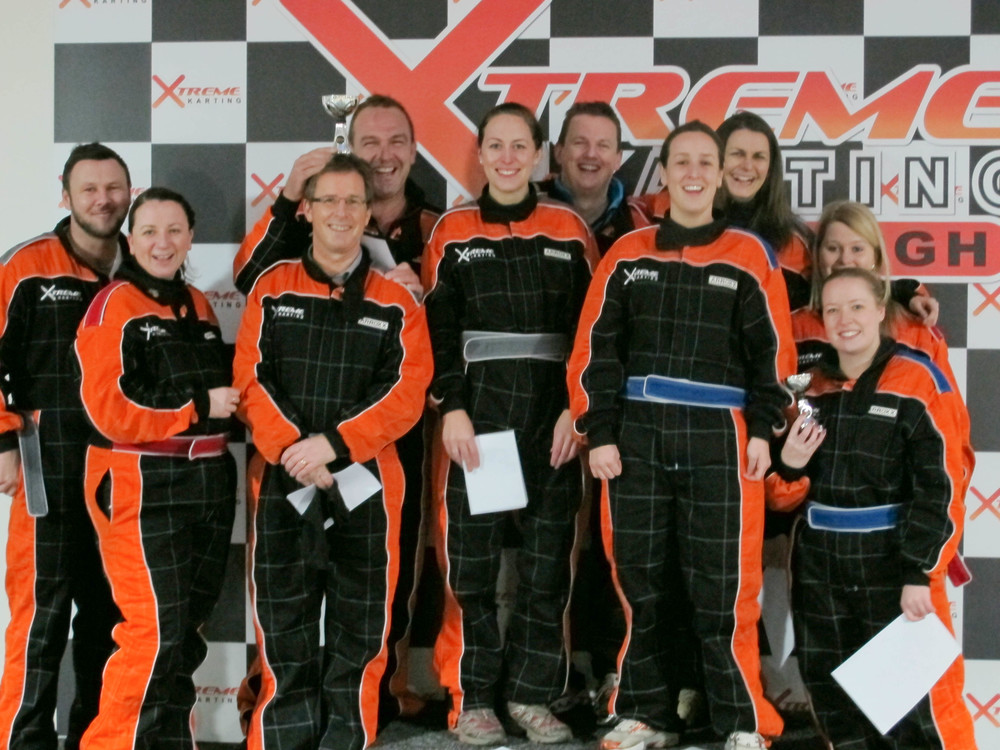 Karting Champions!