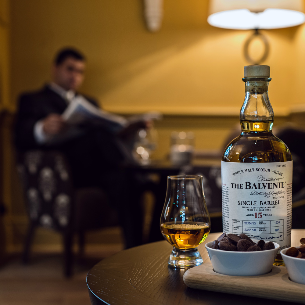 Scotch at the balmoral