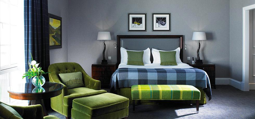 Fairmont St Andrews room