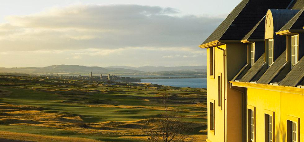 Fairmont St Andrews view