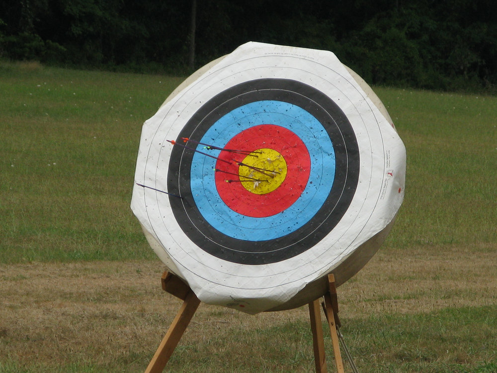 Be 'Brave' at Archery