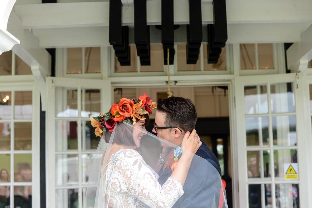 A summer garden wedding -
