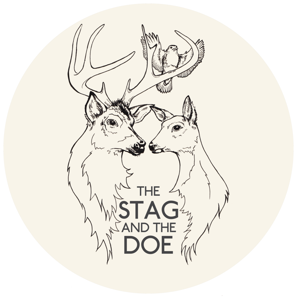 The Stag and the Doe