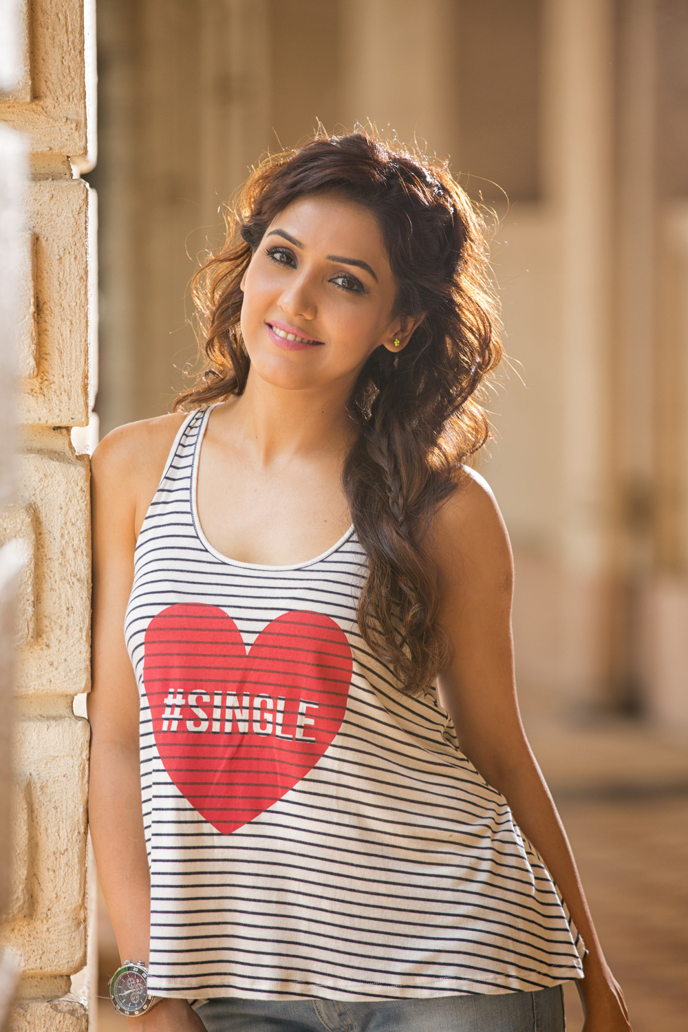 """Neeti Mohan   Neeti Mohan is an Indian popular singer. She was one of the winners of the Channel V show Pop-stars and as such, became a member of the Indian pop group Aasma with the other winners of the show, thus beginning her career in playback singing.  In her career, she sang some of the biggest Chartbusters like """"Ishq Wala Love"""" from the film Student of the Year, """"Tune Maari Entriyaan"""" from Gunday and """"Caller Tune"""" from Humshakls among many. """"Jiya Re"""" from the movie Jab Tak Hai Jaan remains her biggest critical and commercial success till date. She has done several shows in India and Abroad, and is a regular with A.R. Rahman concerts. She also received the R.D. Burman award for the """"New Music Sensation"""" for the songs """"Ishq Wala Love"""" from Student of the Year and """"Jiya Re"""" from Jab Tak Hai Jaan.  She was also nominated as the Best Female Playback Singer in Filmfare Awards, 2013 for the song """"Jiya Re"""" from the film Jab Tak Hai Jaan.  Some of her other hits include """"Saadi Galli Aaja"""" from Nautanki Saala, """"Kashmir Main Tu Kanyakumari"""" from Chennai Express and """"Tune Maari Entriyaan"""" from the movie Gunday."""