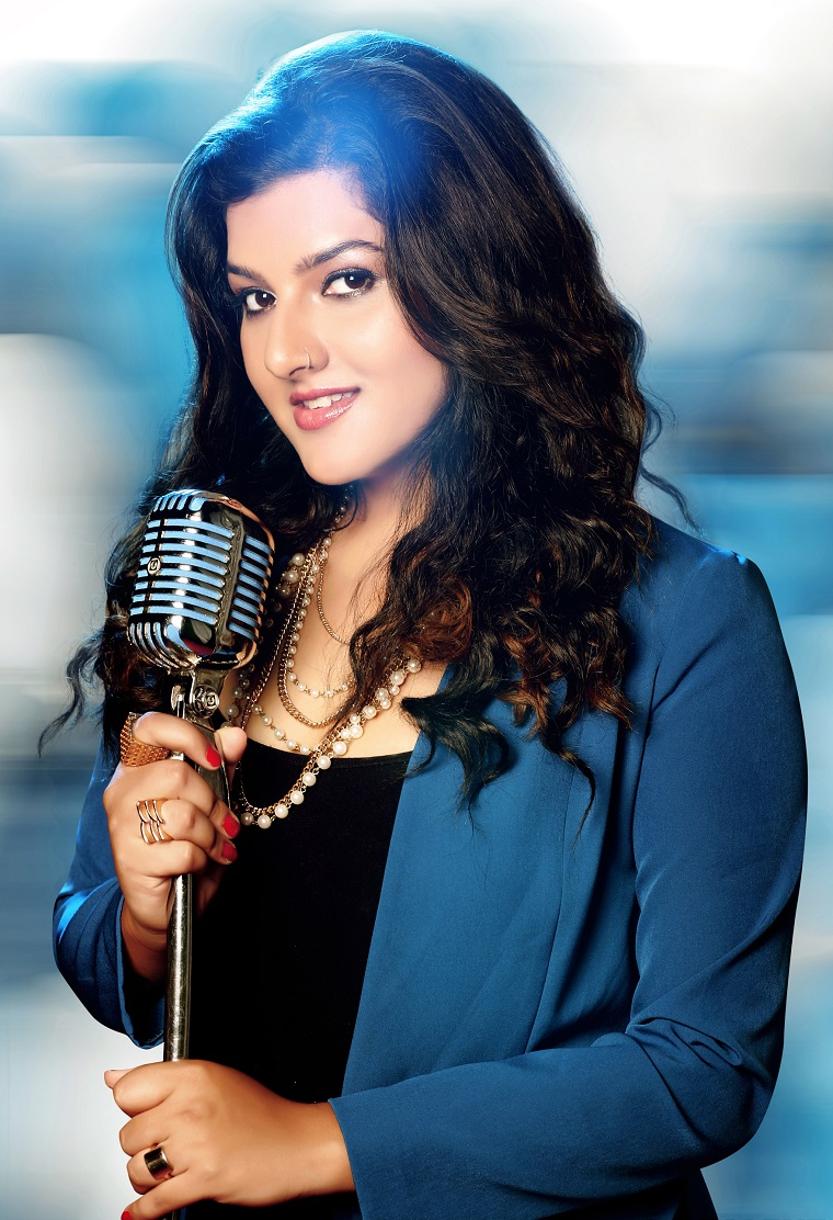 Bhavya Pandit   Bhavya Pandit is a Bollywood Singer and was one of the most loving contestant of Indian Idol season 4. her singing was widely appreciated by the judges.  She is a jury member of SaReGaMaPa Lil Champs 2017.  She has sung the song 'Rani main tu Raja' from the movie Son of sardar.    Book Now