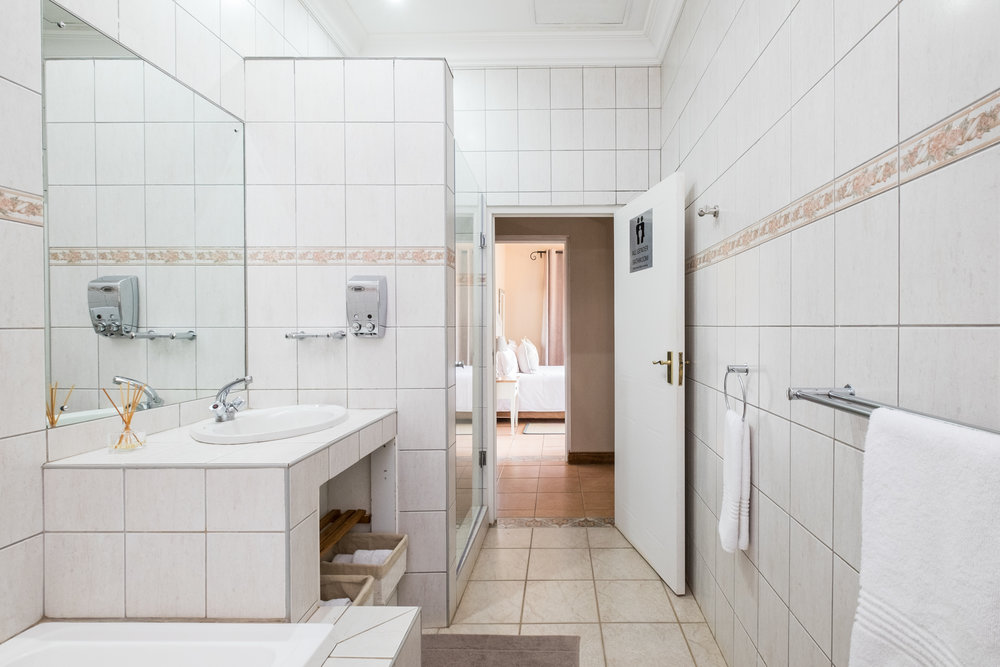 Family Unit separate (shared) bathroom