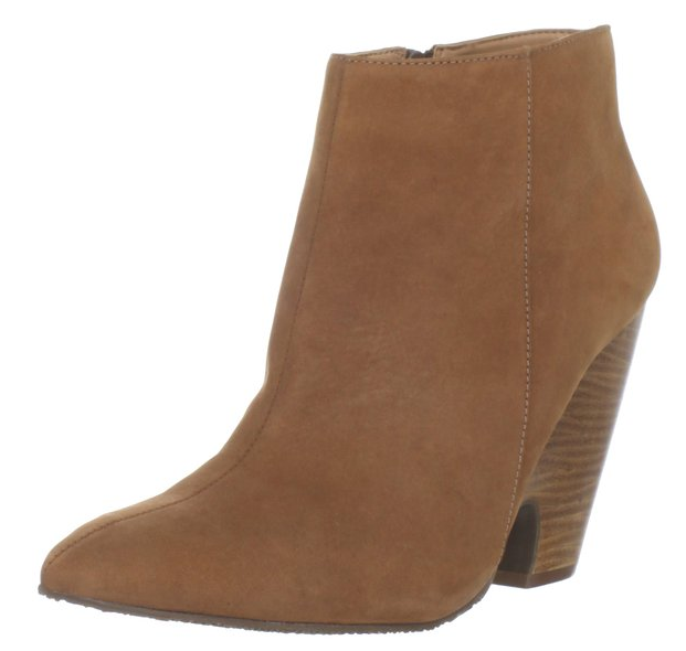 Madison Harding architectural bootie- $66.96 (was $268)
