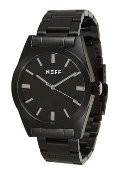 "Neff ""Daily"" metal watch- $40.99 (was $100)"