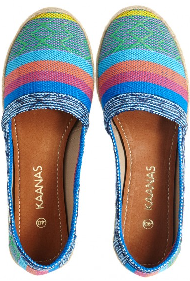 Cusco Espadrille- $49 (was $115)