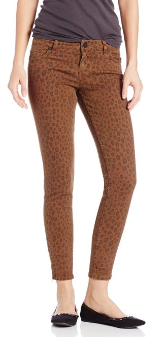 Sanctuary cheetah print jeans- $22.31 (was $109)