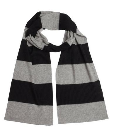 Hayden cashmere scarf- $44 (was $190)