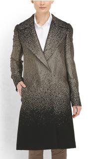 DVF ombre coat- $299 (was  $795)