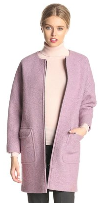Helen Berman cocoon coat- $255