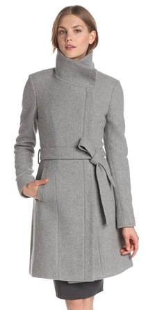 Vince Camuto funnel neck coat- $175 (was $320)