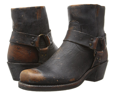 Frye harness bootie- $238 (was $398)