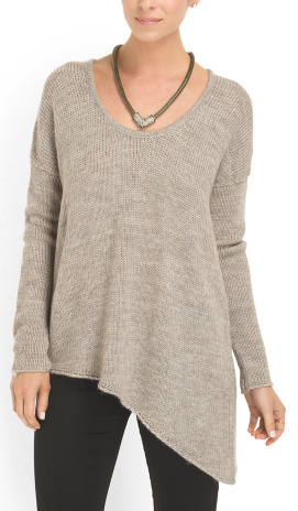 Helmut Lang asymmetric sweater- $99 (was $290)