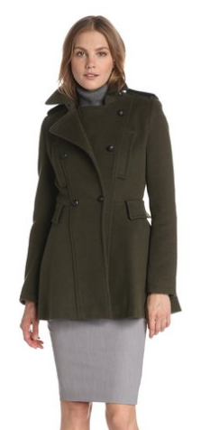 McGinn Elena coat- $103 (was $345)