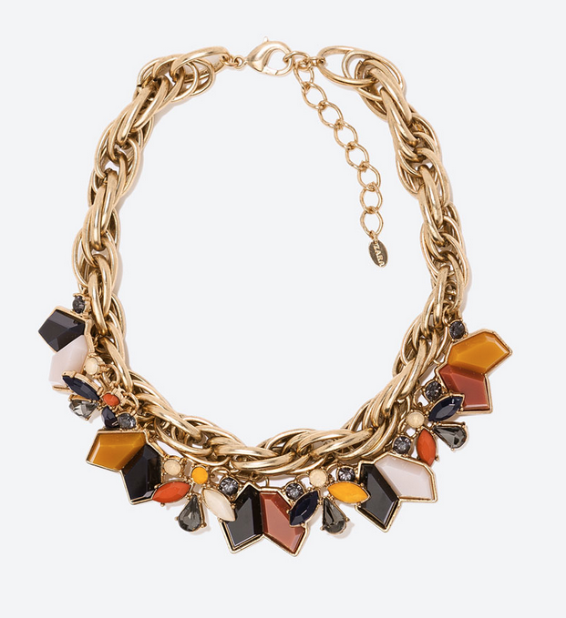 Zara necklace- $29.90