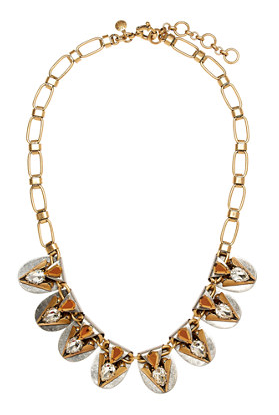 J. Crew necklace- $42