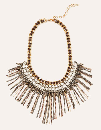 Loft necklace- $27
