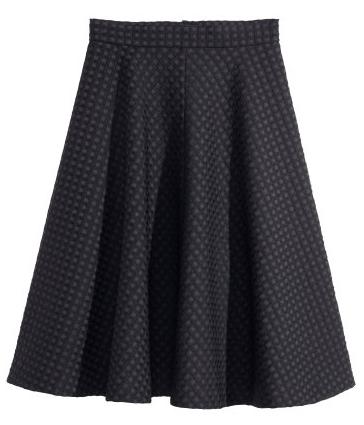 Textured skirt- $25