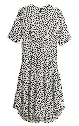 Circle skirt dress- $30