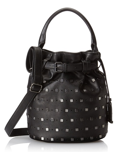Kenneth Cole Reaction studded bucket bag- $55