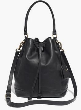 Madewell Lafayette bucket bag- $198