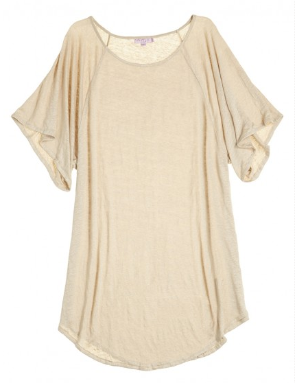 Linen tunic- $26 (was $135)