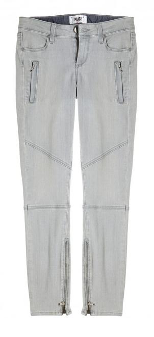 Paige moto jeans- $36 (was $285)