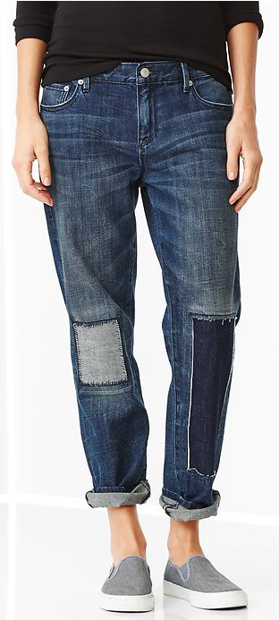 Gap sexy boyfriend jeans- $59