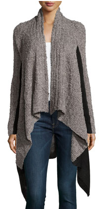 Line colorblock cardigan- $83 (was $199)