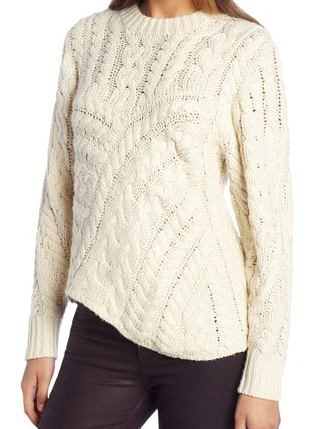 "Townsen ""Fleetwood"" sweater via TJMaxx- $59.99 (was $275)"