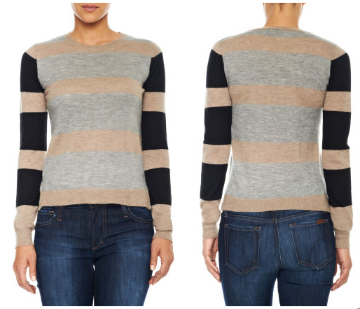 Joe's Jeans Anabel cashmere sweater- $39