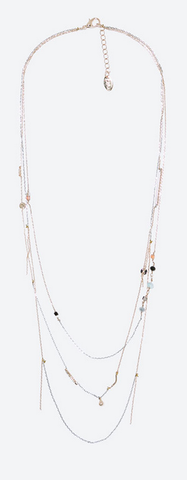Chain necklace- $9.99 (was $29.90)