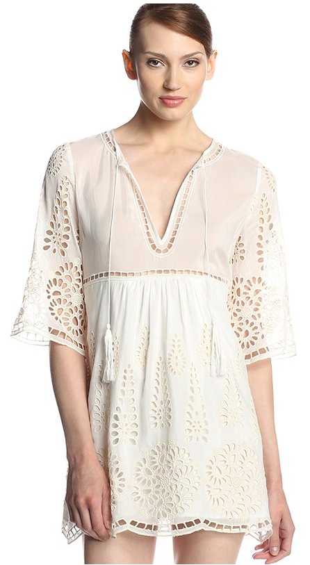 Dolce Vita embroidered dress- $65 (was $220)