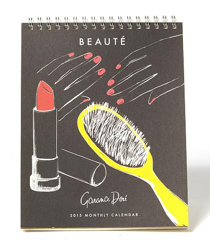 Garance Dore 2015 desk calendar- $9.99 (was $18.50)