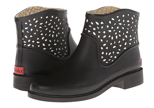 Chooka perforated rain boot- $29.99