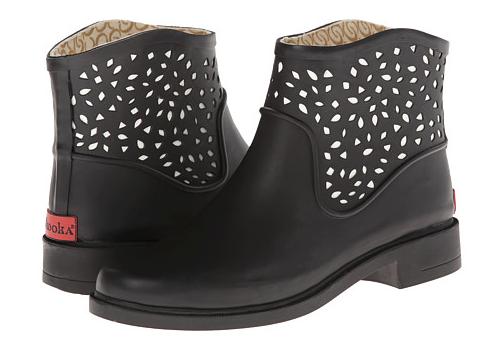 Chooka perforated rain boot- $29.99