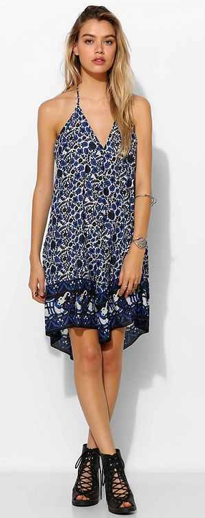Band of Gypsies halter dress- $12.99 (was $48)