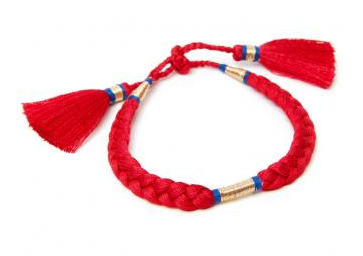 Honorine Jewels tassel bracelet- $16 (was $35)