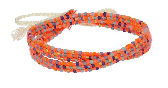 Chan Luu neon bead bracelet- $17.99 (was $45)