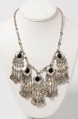Chanour coin necklace- $1874 (was $62.50)