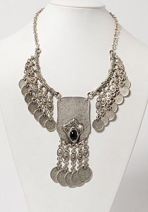 Chanour coin necklace- $29.99 (was $65)
