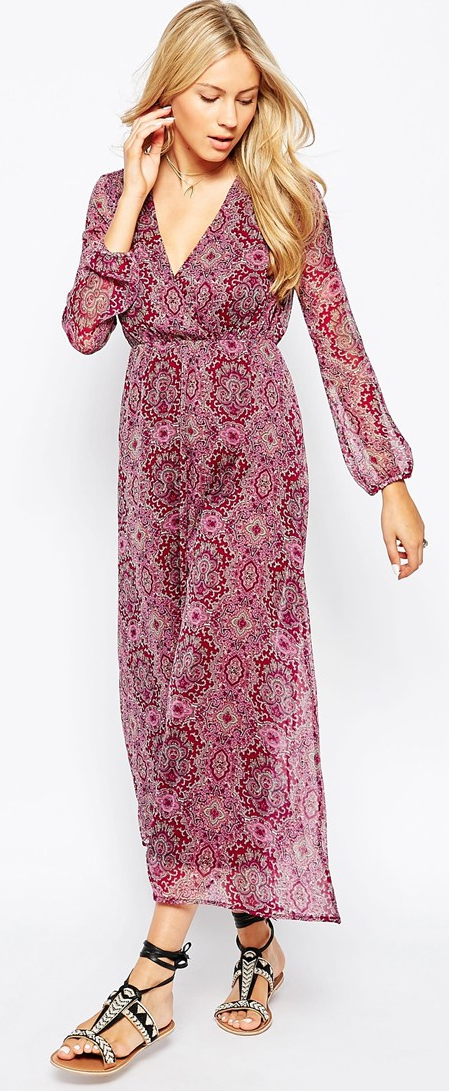 Diya paisley dress- $45 (was $86)